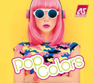 Tapetenkollektion «Pop Colours» von «A.S. Création»: Tapeten-Artikel 41; Raumbilder 7