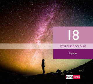 Wallpaper Collection «Styleguide Colours 18» by «Livingwalls»: Wallpaper Item 168; Interior Views 3