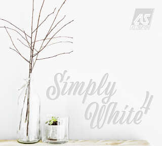 Wallpaper Collection «Simply White 4» by «A.S. Création»: Wallpaper Item 146; Interior Views 2