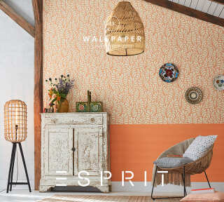Wallpaper Collection «Esprit 13» by «Esprit Home»: Wallpaper Item 63; Interior Views 13