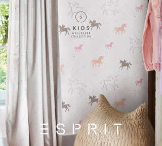Wallpaper Collection «ESPRIT Kids 5» by «Esprit Home»: Wallpaper Item 94; Interior Views 19