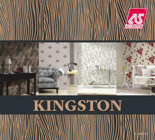 Wallpaper Collection «Kingston» by «A.S. Création»: Wallpaper Item 57; Interior Views 6