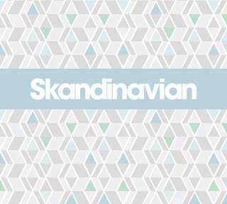Tapetenkollektion «Skandinavian» von «A.S. Création»: Tapeten-Artikel 14; Raumbilder 1