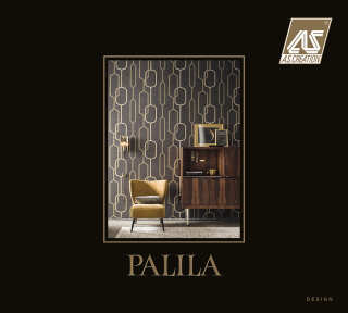 Wallpaper Collection «Palila» by «A.S. Création»: Wallpaper Item 39; Interior Views 5