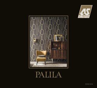 Tapetenkollektion «Palila» von «A.S. Création»: Tapeten-Artikel 39; Raumbilder 24
