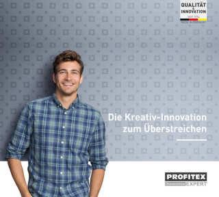 Обои «Profitex Überstreichbar» марки «Livingwalls»: обоев 128; интерьеров 128