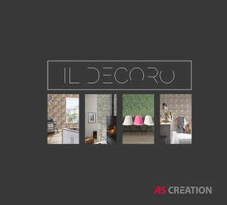 Wallpaper Collection «Il Decoro» by «A.S. Création»: Wallpaper Item 142; Interior Views 137
