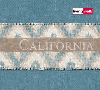 Wallpaper Collection «California» by «Livingwalls»: Wallpaper Item 42; Interior Views 12