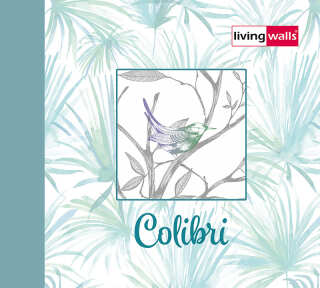 Wallpaper Collection «Colibri» by «Livingwalls»: Wallpaper Item 38; Interior Views 7