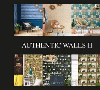 Wallpaper Collection «Authentic Walls 2» by «Lutèce»: Wallpaper Item 62; Interior Views 19