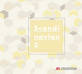 Wallpaper Collection «Scandinavian 2» by «A.S. Création»: Wallpaper Item 77; Interior Views 18
