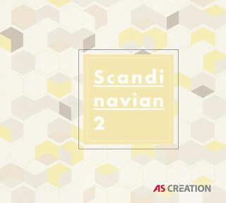 Tapetenkollektion «Scandinavian 2» von «A.S. Création»: Tapeten-Artikel 77; Raumbilder 23