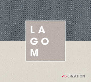 Wallpaper Collection «Lagom» by «A.S. Création»: Wallpaper Item 35; Interior Views 0
