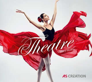 Wallpaper Collection «theatre» by «A.S. Création»: Wallpaper Item 27; Interior Views 3