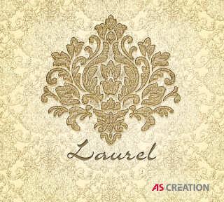 Collection de papiers peints «Laurel» de «A.S. Création»: Articles 25; Visuels 1