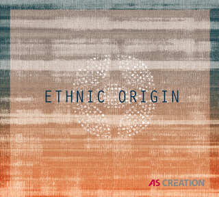 Wallpaper Collection «Ethnic Origin» by «A.S. Création»: Wallpaper Item 56; Interior Views 56