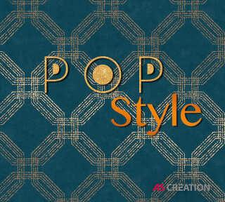 Tapetenkollektion «Pop Style» von «A.S. Création»: Tapeten-Artikel 49; Raumbilder 17