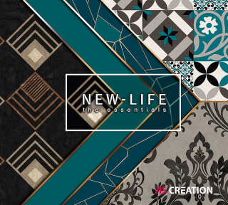 Wallpaper Collection «New Life» by «A.S. Création»: Wallpaper Item 73; Interior Views 29