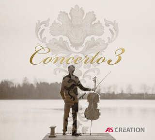 Tapetenkollektion «Concerto 3» von «A.S. Création»: Tapeten-Artikel 35; Raumbilder 6