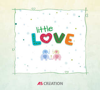 Обои «Little Love» марки «Livingwalls»: обоев 75; интерьеров 34