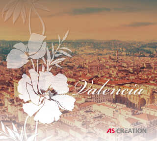 Tapetenkollektion «Valencia» von «A.S. Création»: Tapeten-Artikel 24; Raumbilder 0
