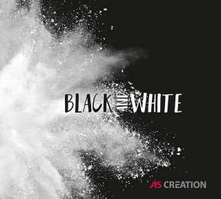 Wallpaper Collection «Black & White 4» by «A.S. Création»: Wallpaper Item 138; Interior Views 22