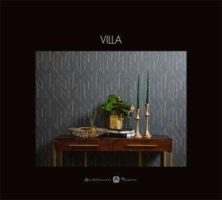 Обои «VILLA» марки «Architects Paper»: обоев 48; интерьеров 11