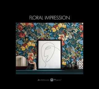 Обои «Floral Impression» марки «Architects Paper»: обоев 75; интерьеров 21