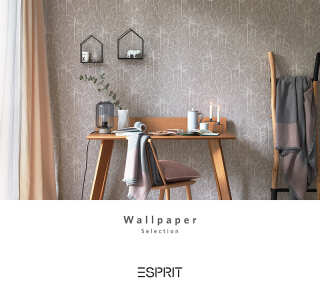 Collection de papiers peints «Esprit Selection» de «Esprit Home»: Articles 71; Visuels 28