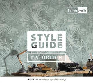 Tapetenkollektion «Styleguide Natuerlich 2021» von «Livingwalls»: Tapeten-Artikel 133; Raumbilder 71