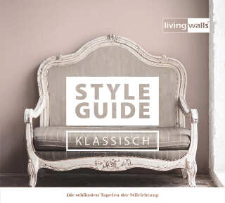 Collection de papiers peints «Styleguide Klassisch 2021» de «Livingwalls»: Articles 78; Visuels 61