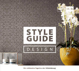 Wallpaper Collection «Styleguide Design 2021» by «Livingwalls»: Wallpaper Item 104; Interior Views 78