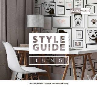 Обои «Styleguide Jung 2021» марки «Livingwalls»: обоев 111; интерьеров 52