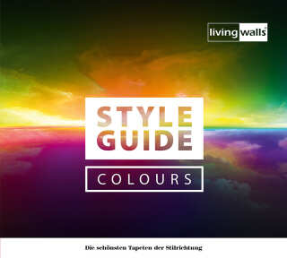 Wallpaper Collection «Styleguide Colours 2021» by «Livingwalls»: Wallpaper Item 409; Interior Views 258