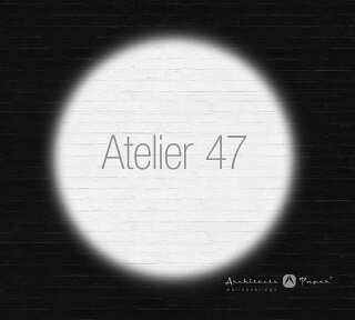 Wallpaper Collection «Atelier 47» by «Architects Paper»: Wallpaper Item 354; Interior Views 140