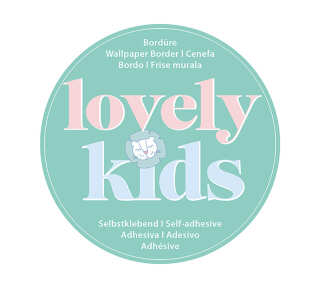 Wallpaper Collection «Lovely Kids» by «A.S. Création»: Wallpaper Item 37; Interior Views 37