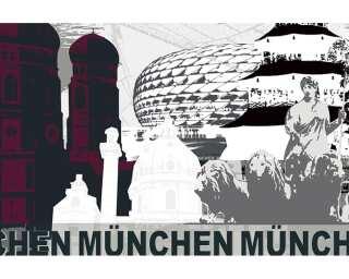 Livingwalls Фотообои «Munich» 032090