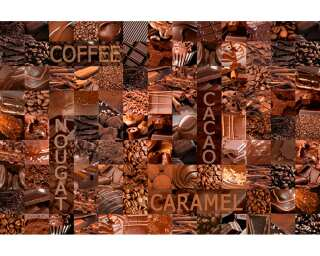 Livingwalls Fototapete «Cocoa» 033000