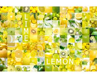 Livingwalls Photo wallpaper «Lemon» 033110