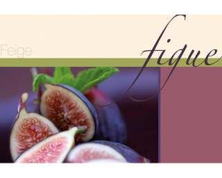 Livingwalls Fototapete «Fig» 033200