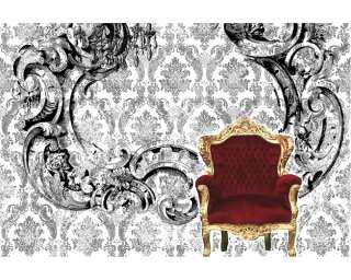 Livingwalls impression numérique «Baroque» 034010