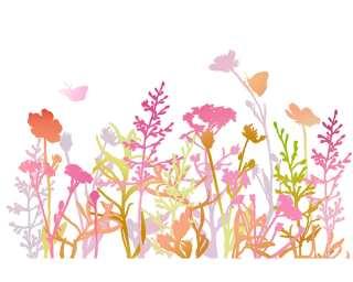 Livingwalls Photo wallpaper «Flowering» 034150