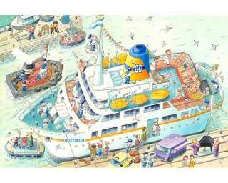 Livingwalls Фотообои «Boat» 035100