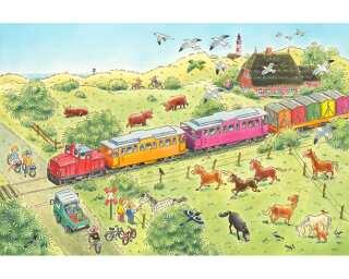 Livingwalls Фотообои «Train» 035150