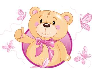 Fototapete «Bears» 035190