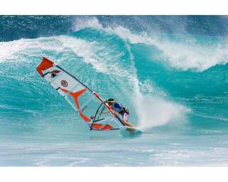 Livingwalls Photo wallpaper «Windsurfer on the sea» 036150