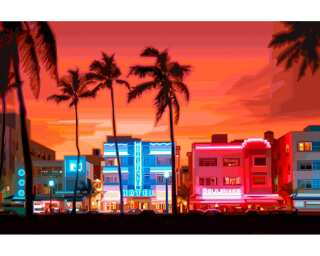 Livingwalls Фотообои «Beach boulevard» 036600