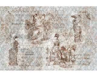 Livingwalls Photo wallpaper «Nostalgia wall baroque» 036830