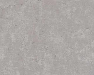 A.S. Création papier peint «Uni, gris» 230713