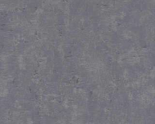 A.S. Création papier peint «Uni, gris, noir» 230720